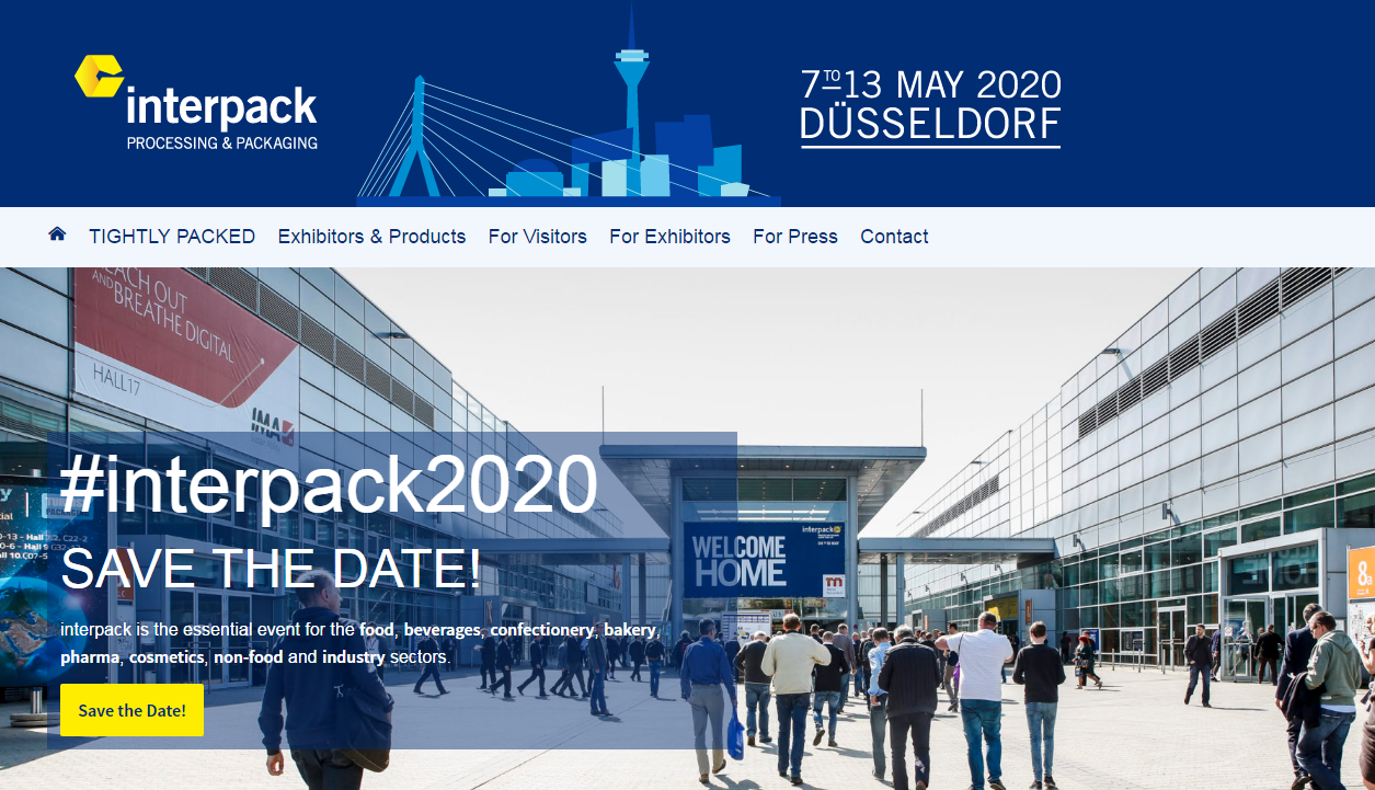 Germany Interpack 2020 Exhibition