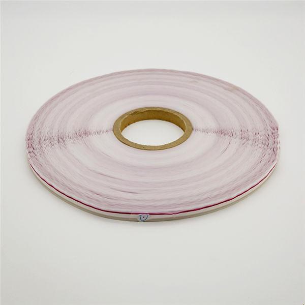Custom Adhesive Resealable Bag Sealing Tape