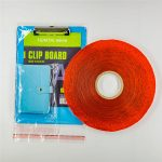 Custom Printed Plastic Bag Sealing Tape