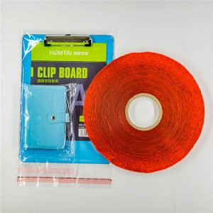 Custom Printed Plastic Bag Sealing Tape
