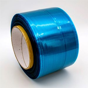 Blue/Red Film Permanent Bag Sealing Tape