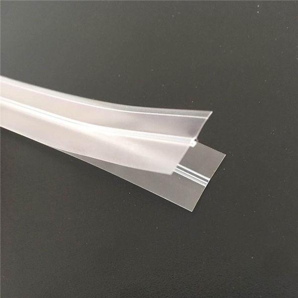 High-quality Flange Plastic Zipper