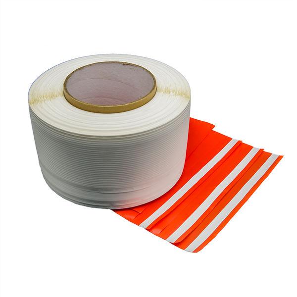 PEPA bobbins permanent bag sealing tape