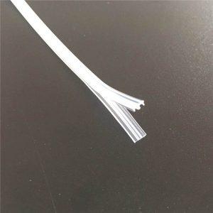 Plastic Pouch Zipper