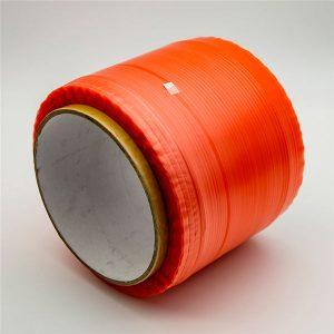 Red Film Bobbin Resealable Bag Sealing Tape