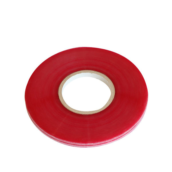 Red Line BOPP Permanent Bag Sealing Tape