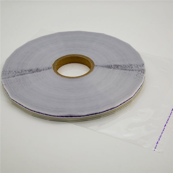 Silicone Resealable Bag Sealing Tape