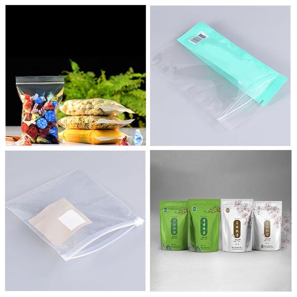 plastic zipper application